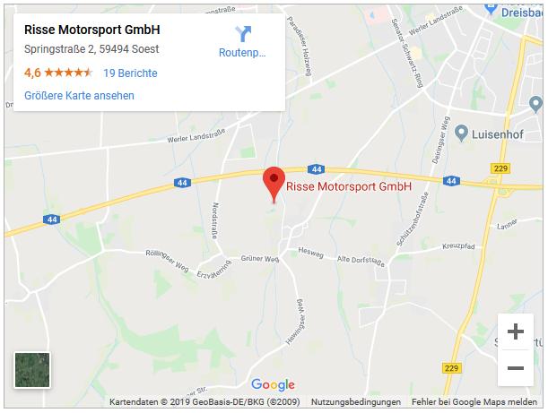 risse recklinghausen öffnungszeiten